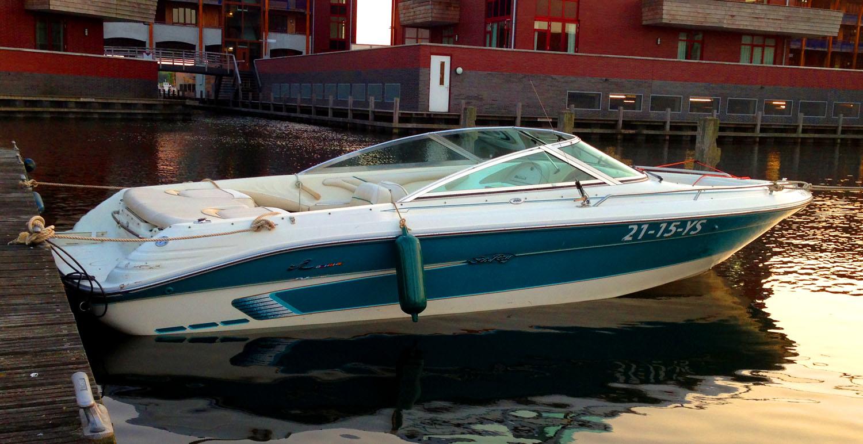 Speedboot huren