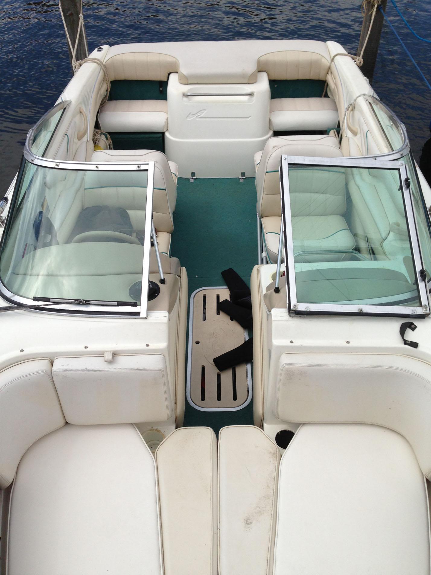 Sea Ray 200 V8