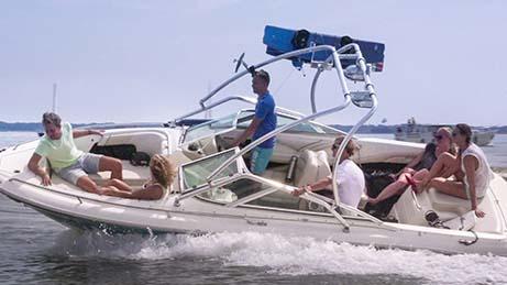 Speedboot verhuur