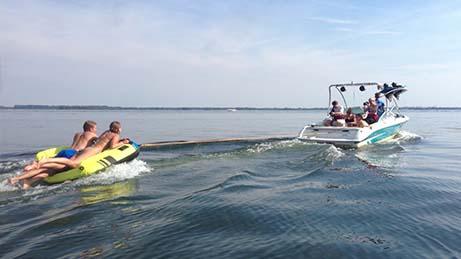 bandvaren speedboat