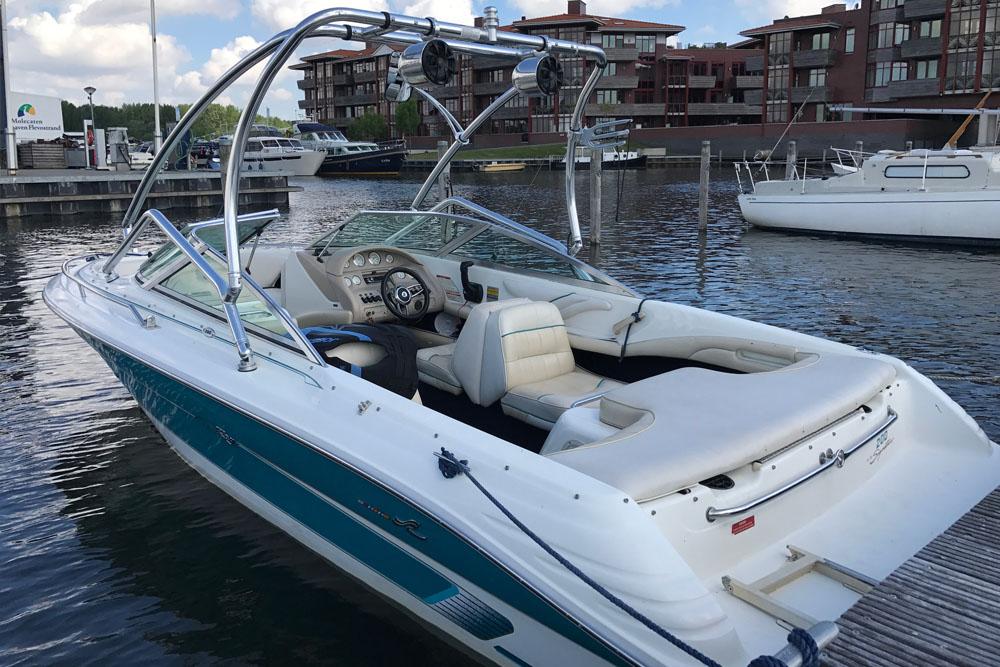 speedboot huren optie a